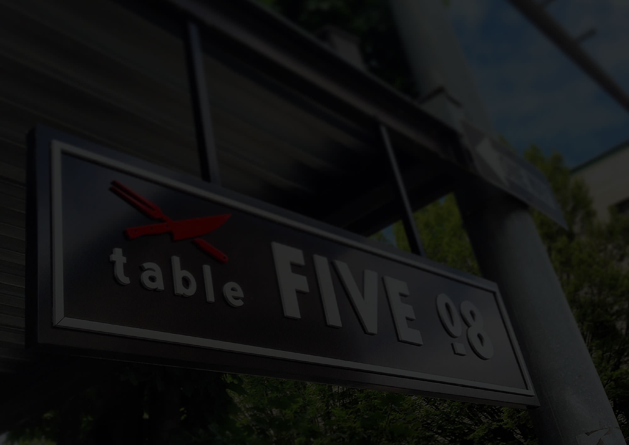 table FIVE 08 salem oregon